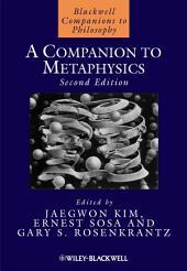 A Companion to Metaphysics: Edition 2