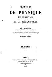 Éléments de physique expérimentale et de météorologie