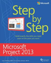 Microsoft Project 2013 Step By Step Book PDF