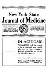 New York State Journal of Medicine PDF