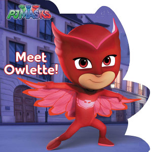 Meet Owlette  Book