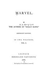 Marvel: Volume 1