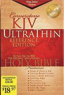 Holy Bible  Cornerstone King James Version PDF