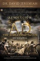 A D  The Bible Continues EN ESPA  OL  La revoluci  n que cambi   al mundo PDF