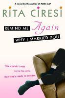 Remind Me Again Why I Married You PDF