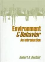 Environment and Behavior