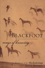 Blackfoot Ways of Knowing