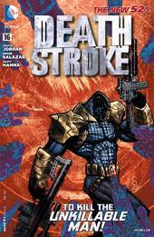 Deathstroke (2012-) #16