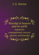 Worship in Heaven and on earth
