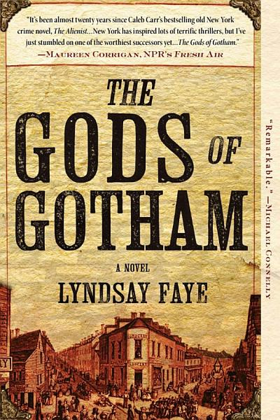 Download The Gods of Gotham Book