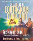 Becoming a Contagious Christian Live Seminar Participant s Guide PDF