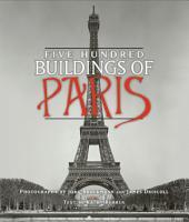Five Hundred Buildings of Paris PDF