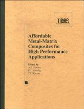 Affordable Metal Matrix Composites for High Performance Applications II PDF