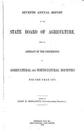 The Missouri Yearbook of Agriculture: Annual Report, Volumes 6-7