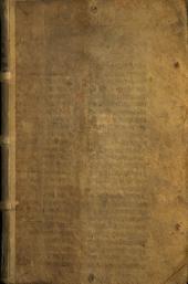 Lexicon biblicon sacrae philosophiae candidatis elaboratum, opus & diligenter recognitum, & recens locupletatum, cum opportuna obscuriorum interim locorum atque insignium sententiarum explicatione, per Andream Placum Moguntinum. ..