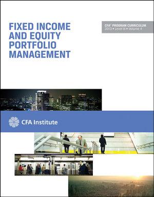 2013 CFA Curriculum Level III PDF