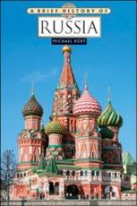 A Brief History of Russia PDF