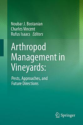 Arthropod Management in Vineyards