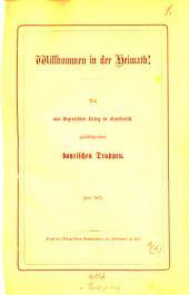 Kleine Gedichte: Volume 1