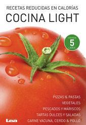Cocina Light: Recetas reducidas en calorías