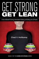 Get Strong Get Lean PDF