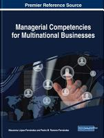 Managerial Competencies for Multinational Businesses PDF