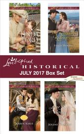 Love Inspired Historical July 2017 Box Set: Montana Cowboy's Baby\The Engagement Charade\The Renegade's Redemption\Lone Star Bride