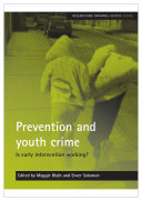 Prevention and Youth Crime