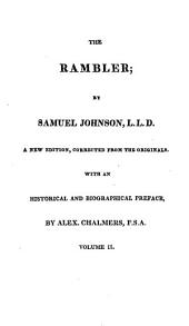 The Rambler, by S. Johnson