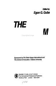 The Paradigm Dialog PDF