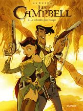 Les Campbell - Tome 2 - Le redoutable pirate Morgan
