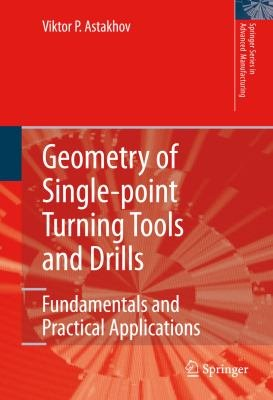 Geometry of Single point Turning Tools and Drills PDF