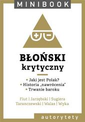Błoński. Minibook