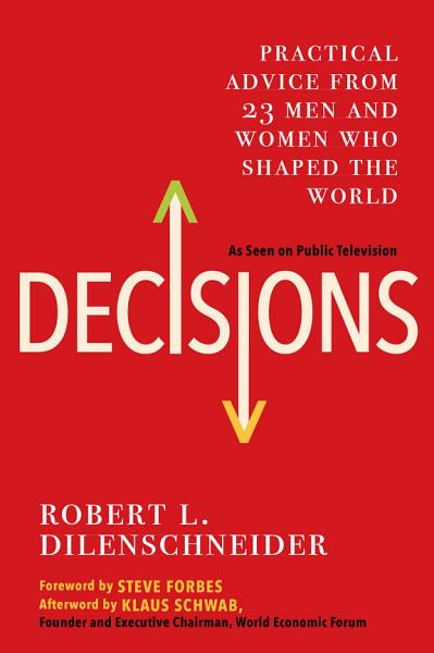Download Decisions Book