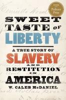 Sweet Taste of Liberty PDF