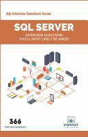 SQL Server Interview Questions You ll Most Likely Be Asked PDF