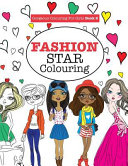 Gorgeous Colouring for Girls   Fashion Star