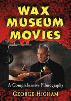 Wax Museum Movies PDF