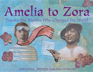 Amelia to Zora Book