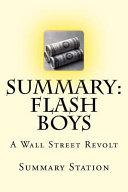 Flash Boys Book PDF
