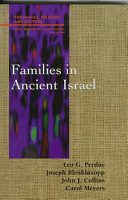 Families in Ancient Israel PDF