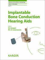 Implantable Bone Conduction Hearing Aids PDF