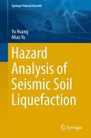 Hazard Analysis of Seismic Soil Liquefaction PDF