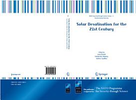 Solar Desalination for the 21st Century PDF