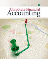 Corporate Financial Accounting: Edition 15