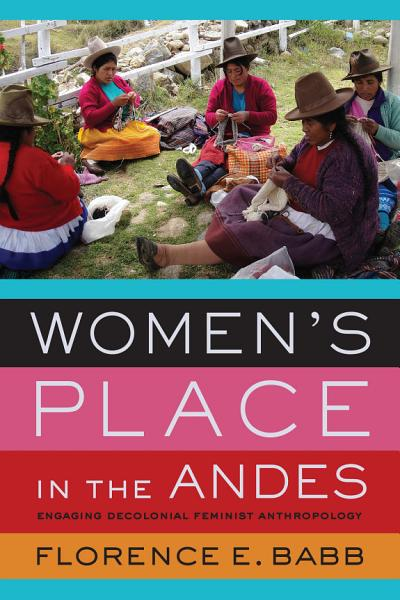 Womens Place In The Andes