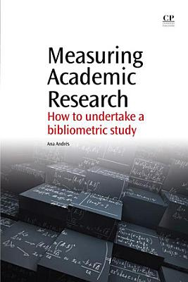 Measuring Academic Research