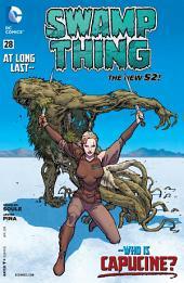 Swamp Thing (2011-) #28