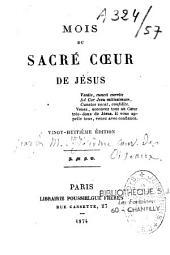 Mois du Sacré-Coeur de Jésus