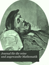 Journal für die reine und angewandte Mathematik: Band 129